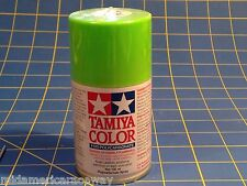 Tamiya PS-8 Lite Green Polycarbonate Spray Can 3 oz Paint # 86008 Mid-America