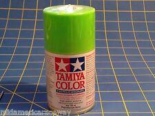 Tamiya PS-8 Lite Green Polycarbonate Spray Can 3 oz Paint # 86008 Mid-America