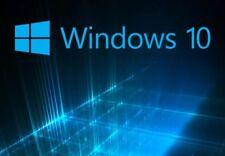 Windows 10 Pro Clé de 32/64 bits Authentique licence originale code INSTANT DELIVERY