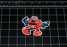 Transformers G1 Cliffjumper box art vinyl decal sticker Autobot toy 1980's 80s