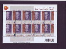 Nederland NVPH 3000 Vel Dag van de Postzegel 2012 Postfris
