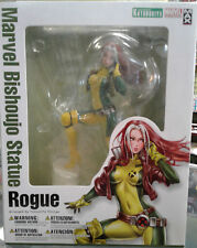 MARVEL Bishoujo Statue ROGUE Figurine with ORIGINAL Box Kotobukiya US Seller NEW