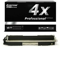 4x Pro Cartridge Black Replaces Canon 729BK CRG-729BK EP-729 BK
