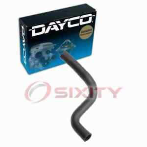 Dayco Upper Radiator Coolant Hose for 2011-2015 Chevrolet Cruze 1.8L L4 jd