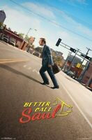 BETTER CALL SAUL ~ STREET 22x34 TV POSTER Bob Odenkirk NEW/ROLLED!