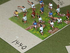 15mm late Roman Era Jewish Slingers 16 Infantry (1440)