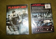 Flashpoint - Season 1 DVD (3 discs) - New Region 1