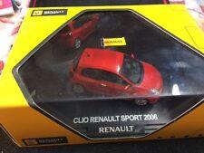 RENAULT CLIO 3 RS 2006  1/43 NOREV