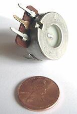 5 Variable Resistors Potentiometers Mil-Spec 1.0 Kilohm 1//2 Watt # RV5LAYSB102A