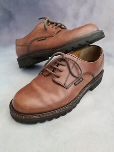 Mephisto Brown Leather Shoes UK 6.5