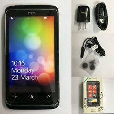 HTC 7 Trophy - 8GB - Black Unlock Simfree Smartphone Windows Phone T8686