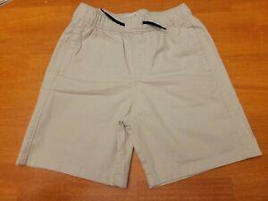 Abercrombie Kids Shorts Khaki Tan Size 15/ 16 Pull-On Short NWT