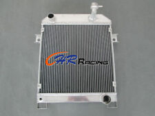 FOR ALUMINUM ALLOY RADIATOR JAGUAR MARK 2 MK2 MK II DAIMLER 2.5 V8; V8-250 62-67