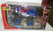2011 New Bright Monster Truck Ford F-150 Red, White, & Blue Electronic Bigfoot