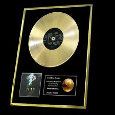 RASMUS DEAD LETTERS CD GOLD DISC FREE P+P!
