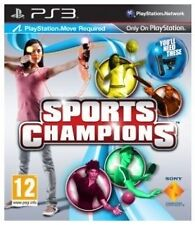 Sports Champions (Sony PlayStation 3, 2010) - European Version