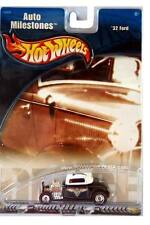 2002 Hot Wheels AUTO MILESTONES '32 1932 Ford