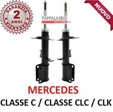 2 AMMORTIZZATORI ANTERIORI MERCEDES CLASSE C W203 200 220 270 320 CDI - CLC CLK