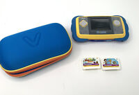 VTech MOBIGO Handheld Touch Learning System Video Game game cartridges see detai