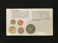 The Americana Series - The Presidents (5 Coins) Collection