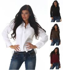 Voyelles Damen Bluse Hemd