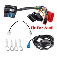 RNS-E GPS Navigation System Adapter Interface Retro Fit For Auto Audi A3/4/6 Kit