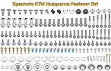 KTM Fastener Set for SX EXC MXC 50 65 85 144 125 250 300 450 650 2 and 4 strokes