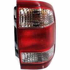 Tail Light For 99-2004 Nissan Pathfinder SE RH w/ Bulb Clear & Red Lens