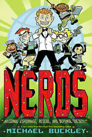 NERDS (National Espionage, Rescue, and Defense Society) (NERDS - book 1), Michae