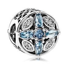 Original PANDORA Element Bead 791995NMBMX Charm Eiskristalle