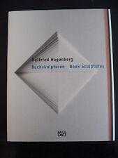Helfried Hagenberg Buchskulpturen