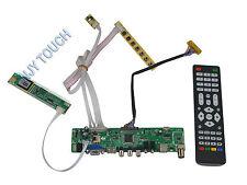 HDMI USB AV VGA ATV LCD LVDS Controller Board for 15.4inch B154PW02 1440x900