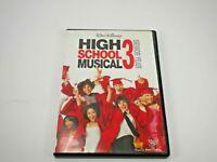 WALT DISNEY HIGH SCHOOL MUSICAL 3 DVD (GENTLY PREOWNED)