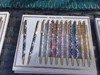 pretty glitz ballpoint pen teacher gift planner stationery back to school pen