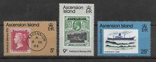 L3920 Ascension Island 9p FESTIVAL OF STAMPS 1976 MNH BOAT SHIP QV KEVII