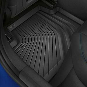 Genuine Front and Rear All Weather Floor Mats Set for BMW G20 330i M340i xDrive