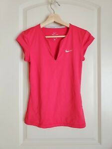 New Nike Women's tennis Dri-FIT Tennis Top size small MSRP $50.00