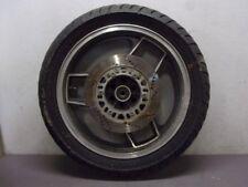 Rear Wheel & Rotor for 1985 Kawasaki ZX900A Ninja