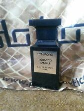 Tom Ford Tobacco Vanille EDP 50ml - 1.7 fl. oz. without box genuine