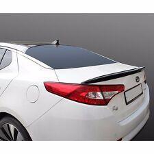 New Rear Trunk Wing Lip Spoiler Space for Kia Optima 2011-2015 - White