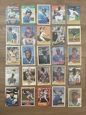 Chicago Cubs 97-card Lot Inc. Greg Maddux, Topps Chrome, Rc & More