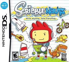 Scribblenauts - Complete Nintendo DS Game