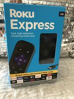 roku express Fast, High Definition Streaming, Sku# 3930Rw Fast Shipping,