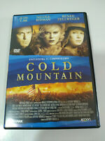 Cold Mountain Nicole Kidman Jude Law - Region 2 DVD Español Ingles