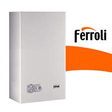 Caldaia gas metano Ferroli Divaproject C24 camera aperta tiraggio naturale 24 kw