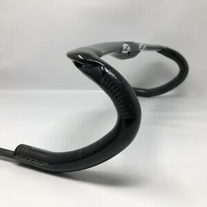 NEW ZIPP VUKA Sprint AERO Carbon Drop Handlebar 44cm 440mm x 31.8mm MSRP $350