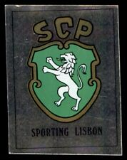 Panini Football 90 - Sporting Lisbon Badge Europe's Finest No. 505
