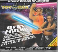 TOY BOX - Best friend CDM 5TR Bubblegum Eurodance 1999 Europe