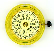 ETA 2836-2 style movement in package Clone Yellow in color