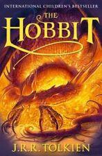 The Hobbit by J. R. R. Tolkien.